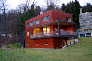 Bregenz an example of a single-family passive house in Vorarlberg (Austria) by Tõnu Mauring cc