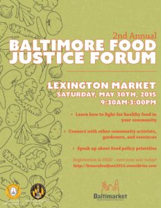 baltimore-food-justice-forum-2015