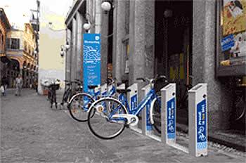 Bike Sharing a Strasburgo