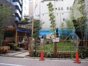 tokyo risaia ginza agricoltura urbana