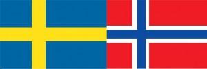 svezia norvegia bandiera 2