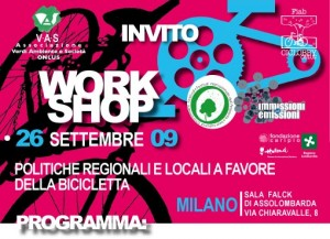 workshop ciclabilità vas